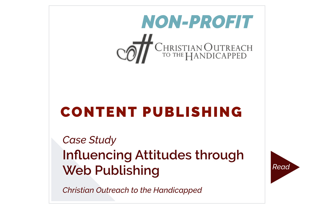 Influencing Attitudes through Web Publishing (COH)