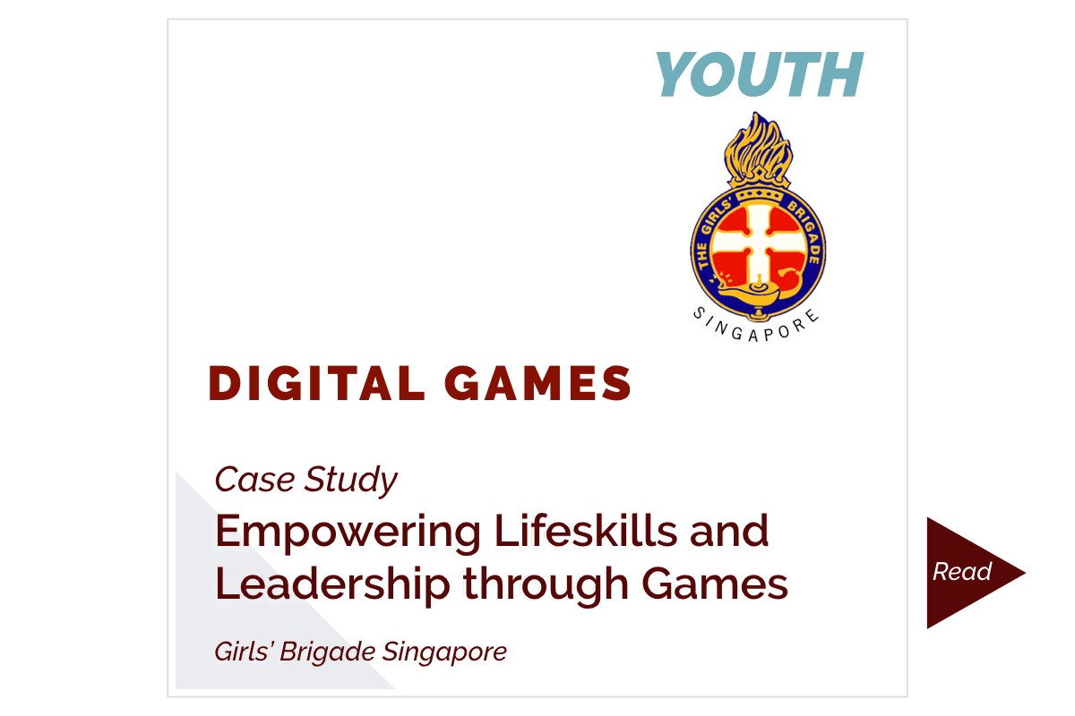 Empowering Lifeskills and Leadership through Games (The Girls' Brigade)
